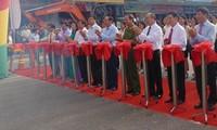 Vizepremierminister Nguyen Xuan Phuc besucht Provinz Nghe An