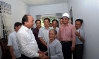 Vizepremierminister Nguyen Xuan Phuc besucht Provinz Khanh Hoa