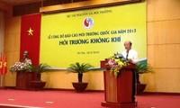 Vietnam veröffentlicht den nationalen Umweltbericht 2013