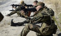Voraussetzung der Ukraine für den Abzug der Soldaten aus dem Kampfgebiet