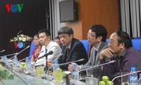 VOV-Intendant Nguyen Dang Tien empfängt die Delegation des kubanischen Journalistenverbandes