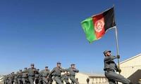 Afghanistan übernimmt die Verantwortung für seine Sicherheit von der NATO