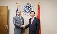 Vietnam und die USA verstärken die Zusammenarbeit in Sicherheit und Justiz