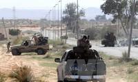 Konpfliktparteien in Libyen nehmen Dialog auf