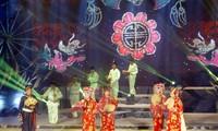Finale des Festivals der vietnamesischen Volkslieder des Südens