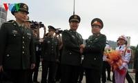Verteidigungsgespräch zwischen Vietnam und China