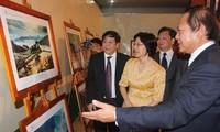 Ausstellung von Fotos und Dokumentarfilmen über die ASEAN