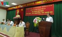 Drei strategische Gebiete Vietnams verstärken wirtschaftliche Entwicklung und Verteidigung