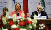 Iran und EU einigen auf Wiederaufnahme der Gespräche
