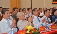 Landeskonferenz zum patriotischen Wettbewerb des KPV-Büros