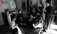 Wohn- und Lebensumstände einer Familie im kolonialen Hanoi