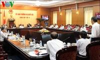 Ständiger Parlamentsausschuss diskutiert über die Verwaltung medizinischer Ausrüstung