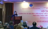 Vietnam ist eines der fünf Länder mit entwickelter Akupunktur