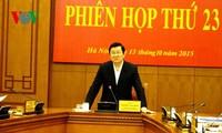 Staatspräsident Truong Tan Sang: Aufbau einer transparenten und gleichberechtigten Justiz