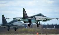 Russland führt Angriffe auf IS-Stellungen in Zentralsyrien durch