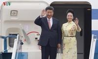 Chinas Staatspräsident Xi Jinping zum Staatsbesuch in Vietnam