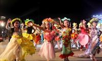 Abschluss des Blumenfestivals in Dalat