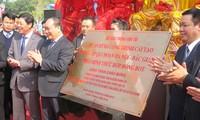 Vizepremierminister Nguyen Xuan Phuc zu Gast bei der Einweihung der Autobahn Hanoi-Bac Giang
