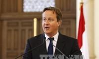 Britischer Premierminister: Kein rasches Referendum über den Austritt aus der EU