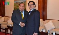 Vertiefung der traditionellen freundschaftlichen Beziehungen zwischen Vietnam und Laos