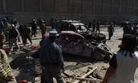Dutzende Menschen kamen beim Selbstmordanschlag in Afghanistan ums Leben