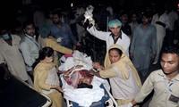 Die Taliban bekennt sich zu Bombenanschlag in Lahore
