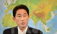 Laos und Japan sprechen sich für friedliche Lösung der Streitigkeiten im Ostmeer aus