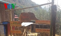 Genossenschaftsleiter der Volksgruppe der Mong träumt von Wohlstand