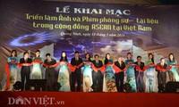 Ausstellung von Fotos und Dokumentarfilmen über ASEAN in Vietnam