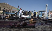 Afghanistan: IS-Milizen bekennen sich zu Bombenanschlag in Kabul