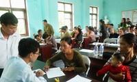 Politik zur Rechtshilfe für arme Menschen und ethnische Minderheiten
