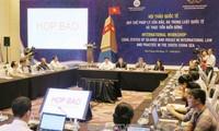 """Seminar """"Gesetzliche Regelungen über Inseln, Riffe im internationalen Völkerrecht"""""""