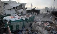 Internationale Gemeinschaft nimmt Verhandlung über Syrien wieder auf