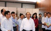 Premierminister überprüft die Vorbereitung auf ACMECS 7, CLMV 8 und WEF-Mekong