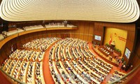 Abschluss der 2. Parlamentssitzung der 14. Legislaturperiode