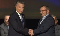 Friedensvereinbarung in Kolumbien ist Vorbild für Konflikte in Syrien, Jemen und Südsudan