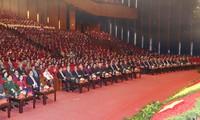 Treffen zum 70. Jahrestag des Wiederstandskampfes in Hanoi