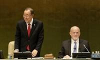 Ban Ki-moon will für Präsidentschaftswahlen in Südkorea kandidieren