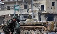 Außenminister Russlands, Irans und der Türkei telefonieren über die Lage in Syrien