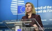 EU betont ihre Unterstützung für die iranische Atomvereinbarung