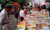 Eröffnung der Buchmesse im Frühling 2017 in Hanoi