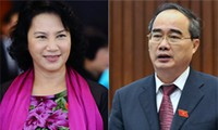 Zusammenarbeit in Aufsichtsarbeit zwischen dem Parlament und der Vaterländischen Front Vietnams