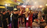 Eröffnung des Fests des Tempels der Tran-Könige in Thai Binh 2017
