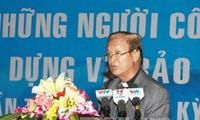 Katholiken in Ho Chi Minh Stadt verstärken den Patriotismus und die Solidarität