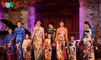 Ao Dai-Wettbewerb ehrt die Schönheit der vietnamesischen Frauen