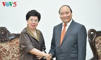 WHO will die vietnamesische Gesundheitsbranche unterstützen