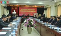 Staatspräsident Tran Dai Quang tagt mit Vertretern des staatlichen Rechnungshofes