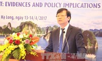 Internationales Forum über Geschlechter und Umsiedlung: Beweise und Auswirkungen der Politik