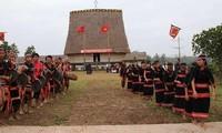 """Kulturtage der vietnamesischen Volksgruppen 2017 """"Melodien der Berge und Wälder"""""""