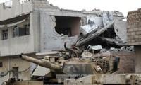 IS-Milizen benutzen Chemiewaffen in der irakischen Stadt Mossul